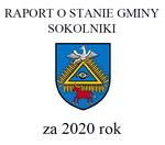 Raport o stanie Gminy Sokolniki za 2019 rok